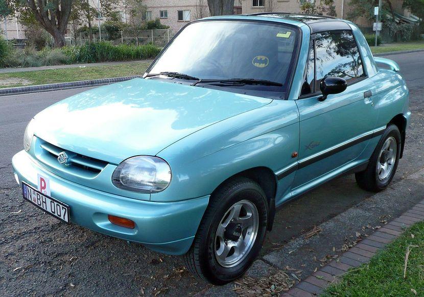 Suzuki XC90, automobili