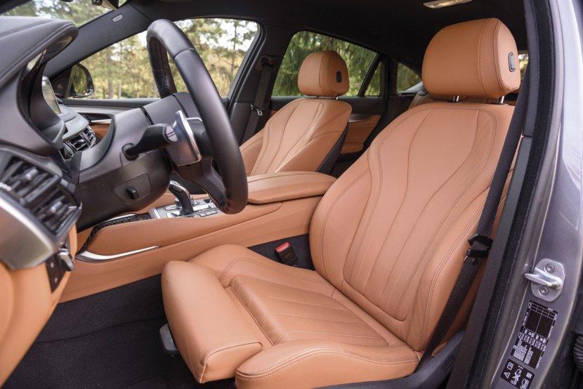 Audi Q8, BMW X6, Mercedes-Benz GLE Coupe