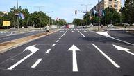 Bulevar Bate Brkića u Novom Sadu otvoren za saobraćaj (FOTO)