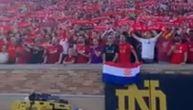 Simbol ustaštva na meču Liverpula i Borusije: Navijači Redsa napravili skandal u Americi?