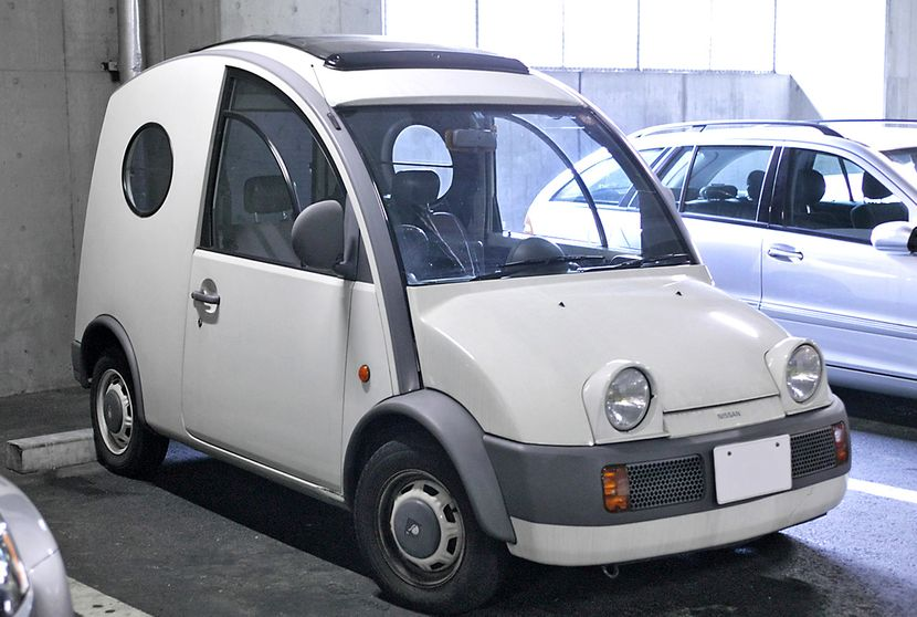 Nissan S-Cargo, automobili