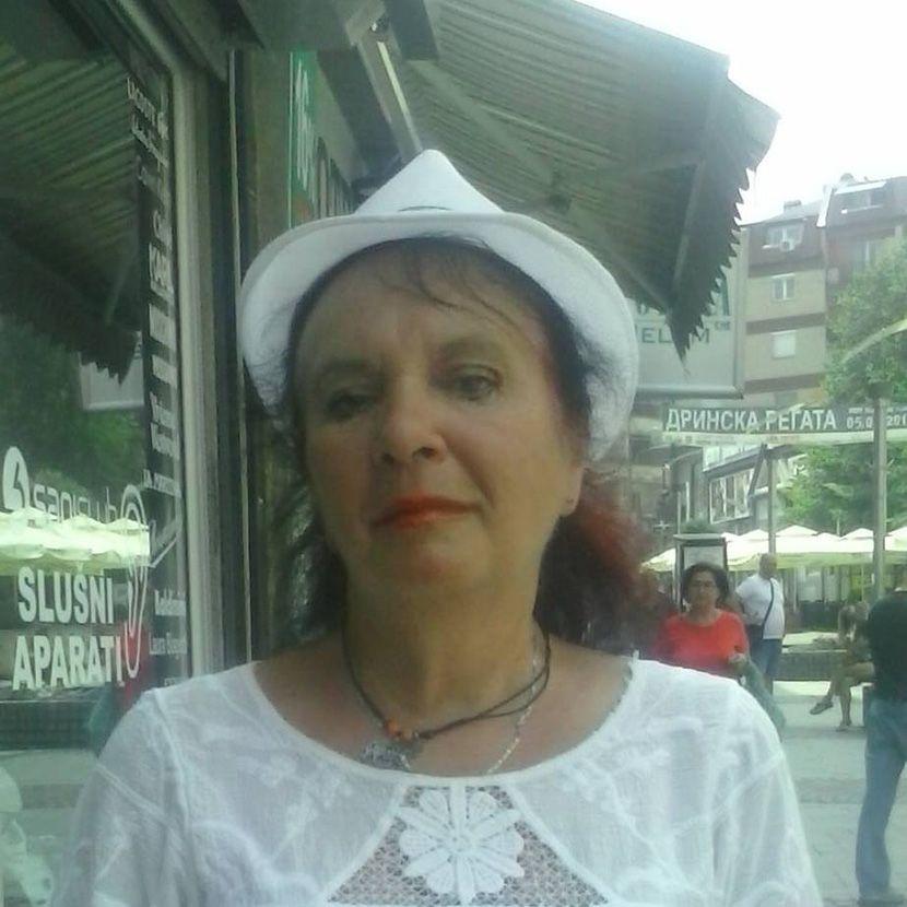 Radmila Bozic, Bozinovic