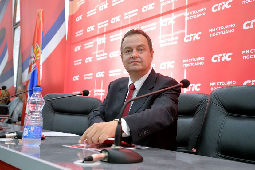 Socijalistička partija Srbije, SPS, Ivica Dačić