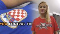 Majica Delija u filmu za odrasle: Poznata glumica u akciji sa momkom u dresu Hrvatske (FOTO)