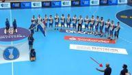 Hrvate najavili kao Srbe na Svetskom prvenstvu: Trener i komentator poludeli pred himnu (VIDEO)