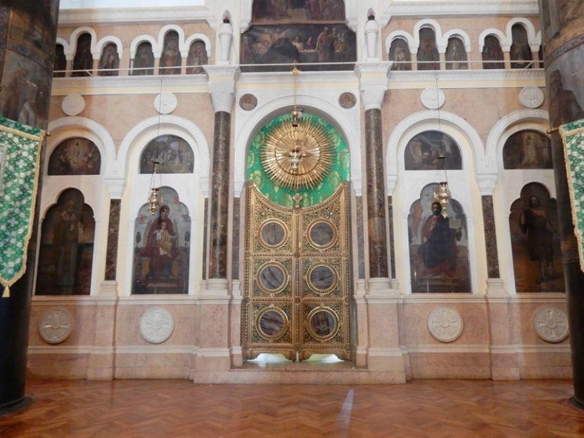 Crkva Svete Trojice, Leskovac