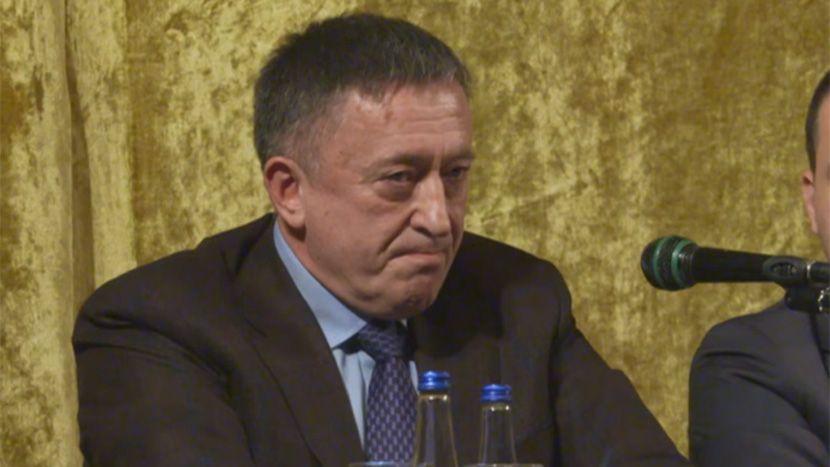 Advokat Sead Spahovic