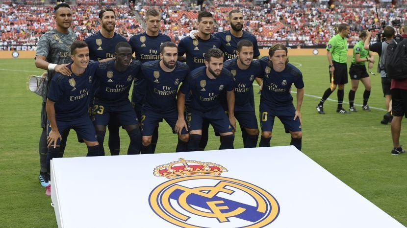 Arsenal Real Madrid Soccer