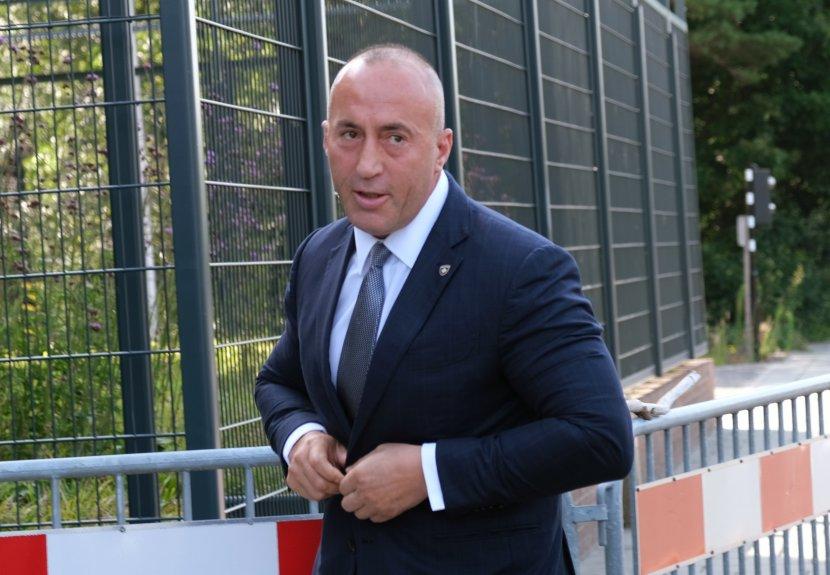 Ramuš Haradinaj, Hag, saslušanje
