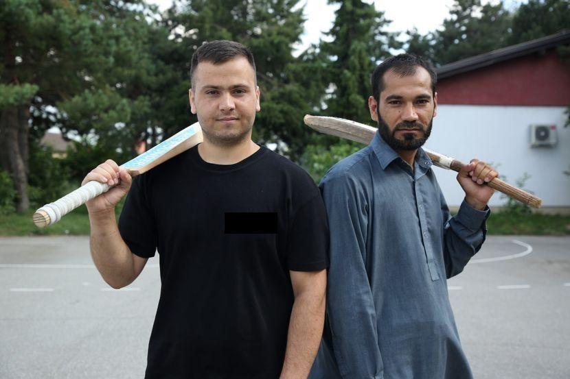 Migranti kriket