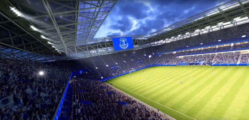 Stadion Evertona