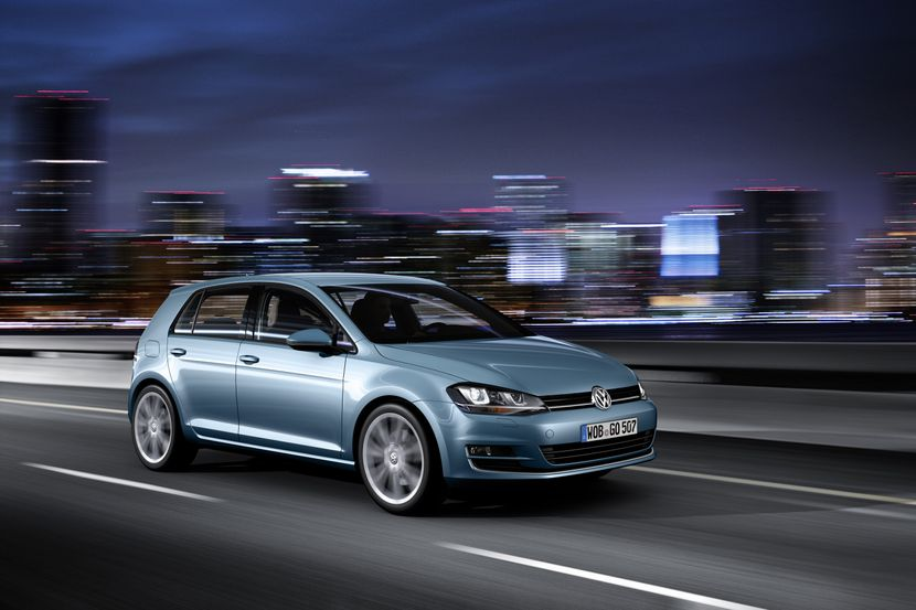 Golf MKVII