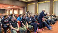 Od heroja sa Košara, herojima košarke: Orlovi dobili plaketu i podstrek pred Mundobasket! (FOTO)