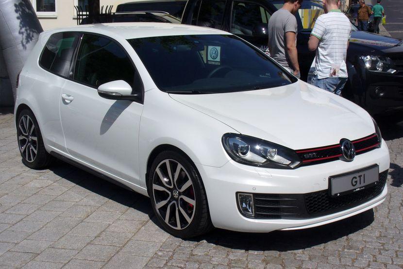 Volkswagen Golf GTI mk VI