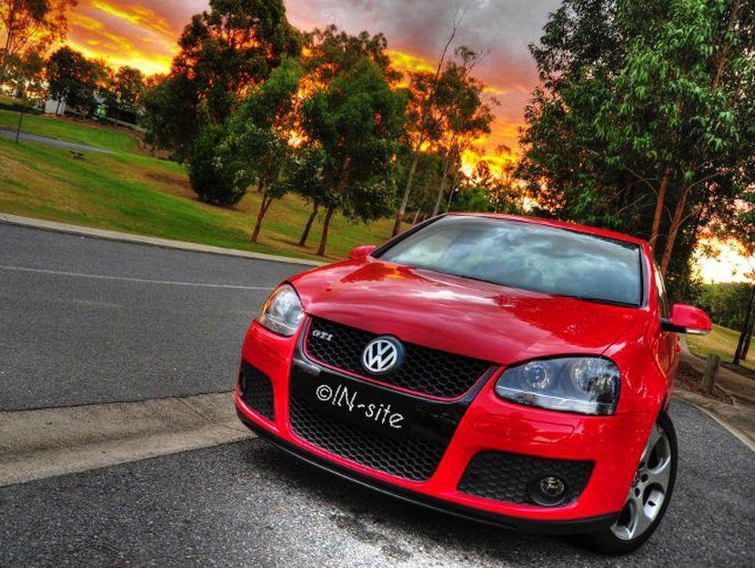 Volkswagen Golf GTI mk v