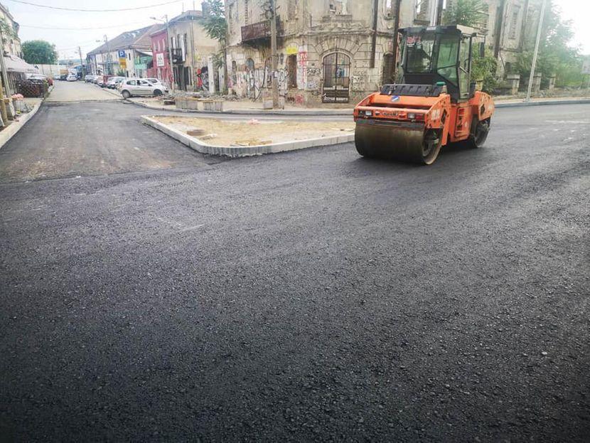 Rekonstrukcija Karađorđeve ulice, Goran Vesić