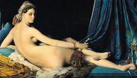 """Engrova """"Velika odaliska"""" sa pet kičmenih pršljenova viška: Kratka priča iza velikog umetničkog dela"""