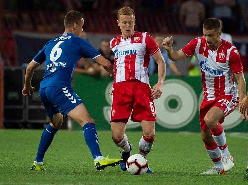 FK Crvena zvezda, Radovan Pankov