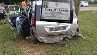 Sunce moje, da mi je da te još jednom zagrlim: Potresni jecaji majke na sahrani nastradale Sare
