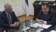 Zahvalnost za podršku evrointegracijama Srbije: Dačić se sastao sa ambasadorom Finske (FOTO)