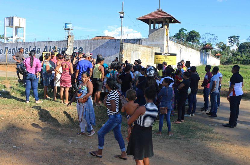 Brazil, pobuna u zatvoru