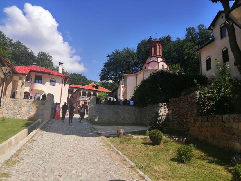Manastir Draganac na Kosovu i Metohiji KIM