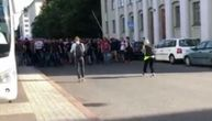 Korteo Delija kroz Helsinki, grmi stari navijački hit ulicama finske prestonice (VIDEO)