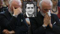 Dino Merlin van sebe od bola, plakao kao kiša na komemoraciji Igoru Bulatu (FOTO) (VIDEO)