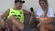 Vijerija intervjuisala njegova supruga, a Bobo nije propustio da pokaže kakav je šmeker (VIDEO)