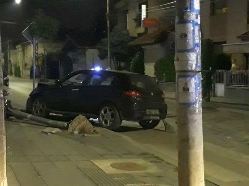 Saobraćajna nesreća, Leskovac