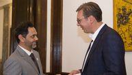 Vučić na sastanku sa ambasadorom UAE: Daheri doneo važno pismo predsedniku Srbije (FOTO)