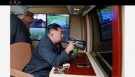 Za mesec dana šest raketnih proba: Severna Koreja ispalila dva projektila u Japansko more