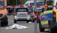 Stravično ubistvo u Štutgartu: Sirijac mačetom izbo cimera nasred ulice, pa pobegao na biciklu