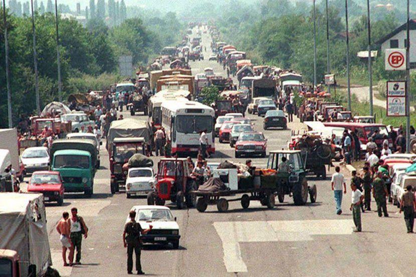 Oluja, hrvatska, izbeglice, rat u Hrvatskoj