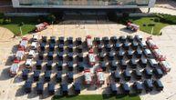 "Podeljeno 80 novih vatrogasnih i službenih vozila: ""Pokazujemo da smo odgovorni prema svima"""