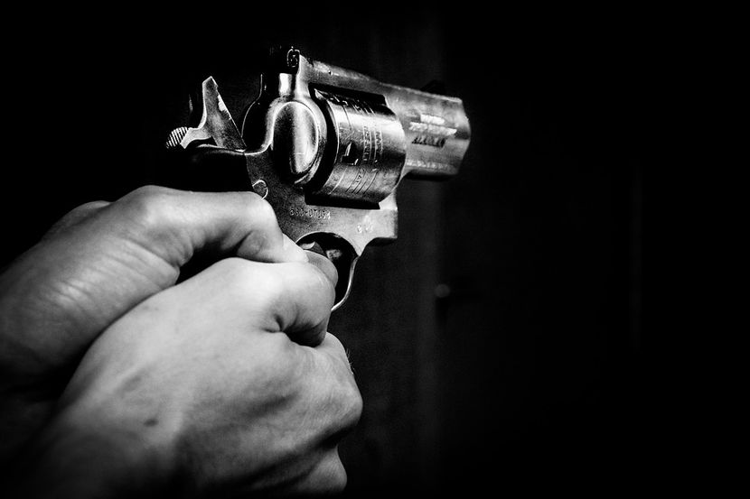 Pistolj pucnjava pucaj