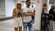 Luna i Marko otputovali na zajednički odmor: Evo ko je dovezao Đoganijevu na aerodrom (FOTO) (VIDEO)