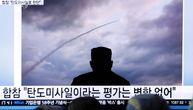 """Kim """"zadovoljno"""" nadgledao novo lansiranje raketa: Treća runda za 7 dana, pritisak na SAD i Seul"""