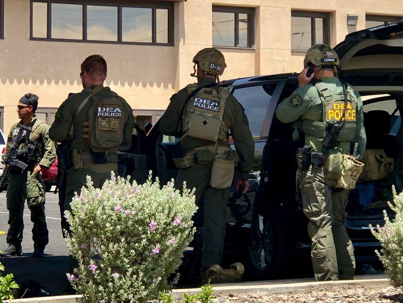 Pucnjava u Americi, El Paso, Teksas