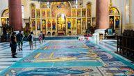 Mozaik na podu Crkve Svetog Marka ostavlja bez daha: Da li je ovo najlepša kompozicija na svetu?