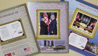 Severna Koreja objavila markice na kojima su Kim i Tramp: Ovako su proslavili godinu od prvog samita