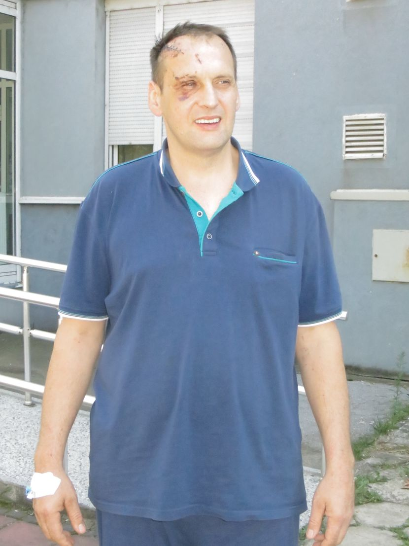 Rudar Darko Petrović