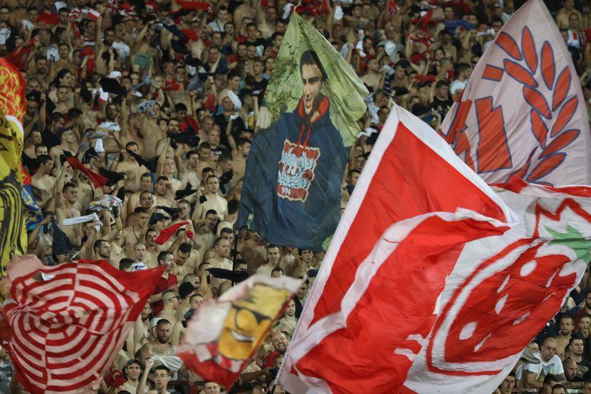 FK Crvena zvezda - FK Kopenhagen