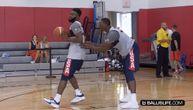 Ameri uče FIBA pravila, Greg urlao, nedostajali su mu igrači čak i za prvi trening! (VIDEO)