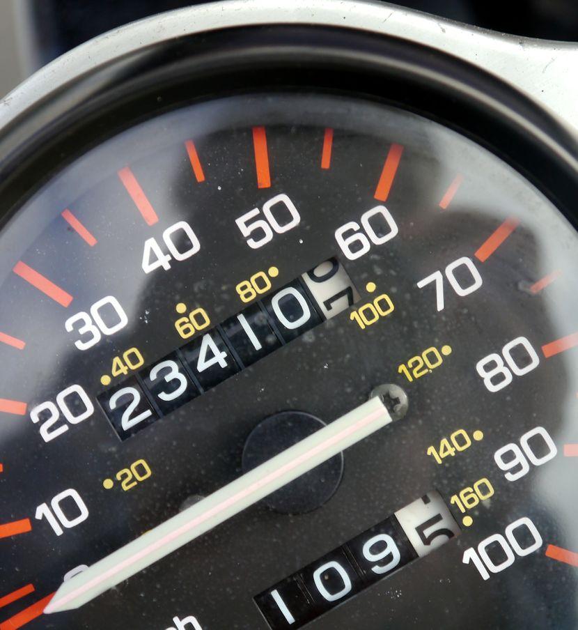 Brzina, Cajger