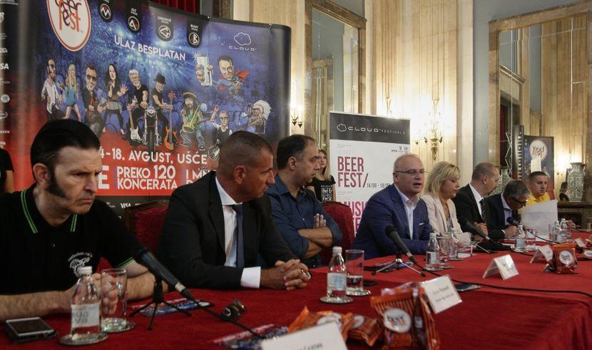 Konferencija za medije povodom Belgrade Beer Festa 2019, bir fest