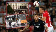 Eksplozija tokom utakmice Zvezde i Danaca: Napad na zgradu u blizini stadiona Kopenhagena