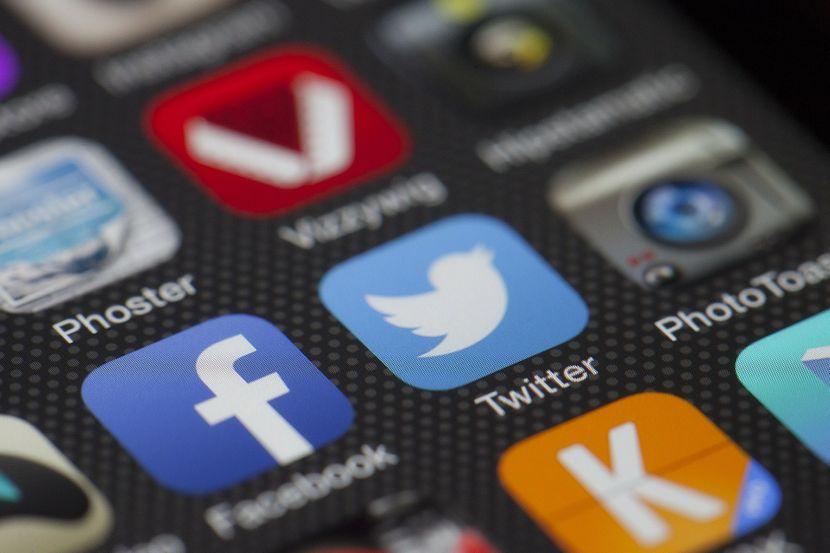 Twitter, Telefon, Android