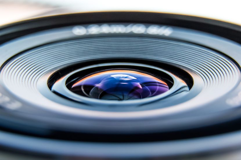 Kamera, Fotografija, Objektiv