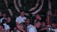 """Luka Jović, napadač madridskog Reala, provodio se beogradskom na splavu """"Money"""""""